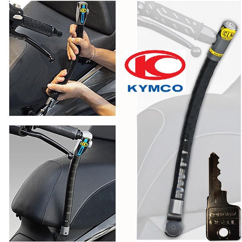 CLM 5728370 Antirrobo de Manillar con Soporte Chic para Kymco K-Xct 125I// 300I